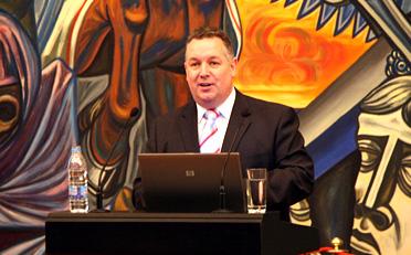 Дейвид Холънд, изпълнителен директор на ActionCOACH