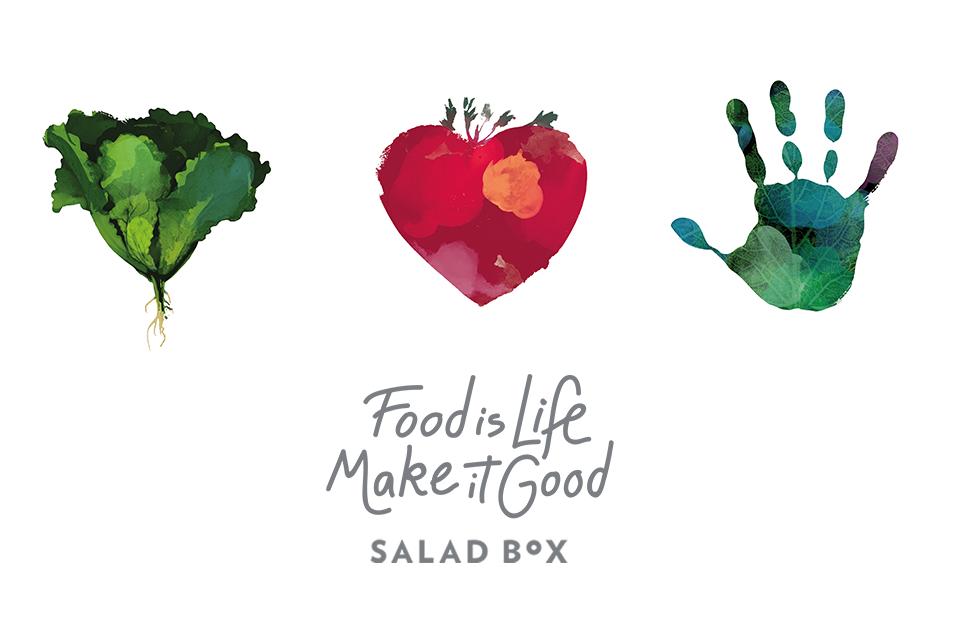 Франчайз на Salad Box